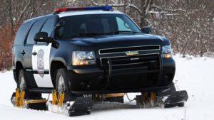 Полиция Штата Левайс Шевролет Тахо TrackNGo